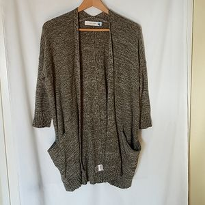 Anthropologie Sparrow- Far From Whistler Cardigan